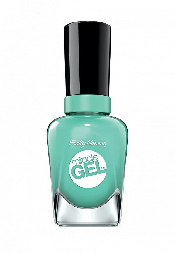 Лак Sally Hansen Miracle Gel Тон prince char-mint #754 14,7 мл
