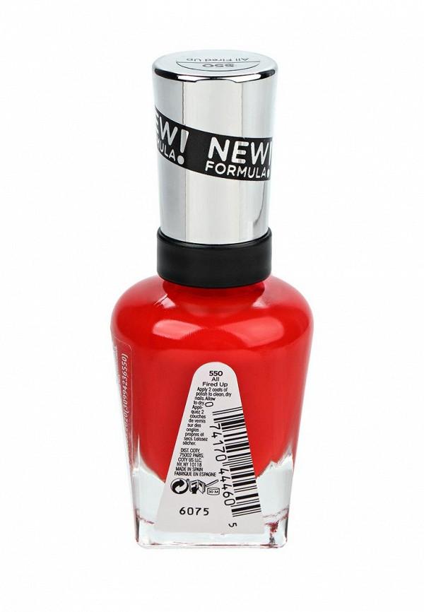 Лак для ногтей Sally Hansen Salon Manicure Keratin тон all fired up  55 14,7 мл