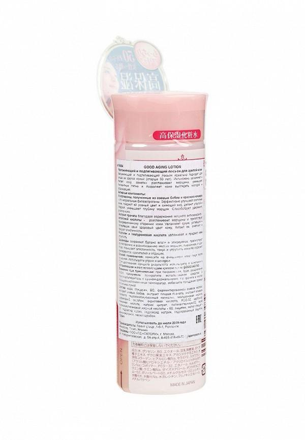 Лосьон для лица Sana увлажняющий и подтягивающий для зрелой кожи, 180 мл