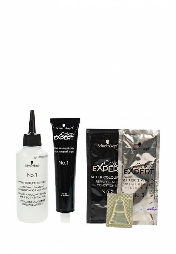 Краска для волос Schwarzkopf Color Expert для волос 10.21 Жемчужный блонд, 167 мл