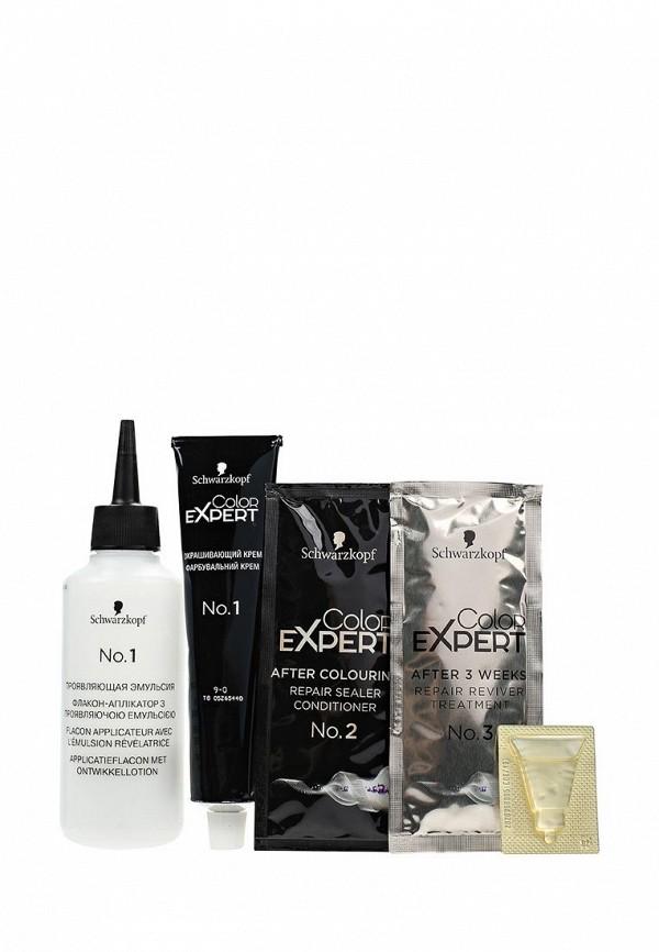 Краска для волос Schwarzkopf Color Expert для волос 9.0 Натуральный блонд, 167 мл