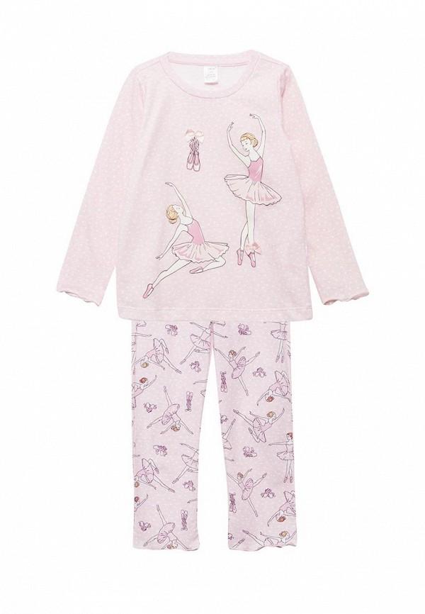 Пижама для девочки Sela PYb-5662/345-8110