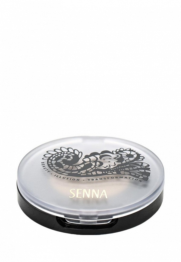 Тени Senna Eye Color Matte Powder Eyeshadow Матовые для век, тон Naked