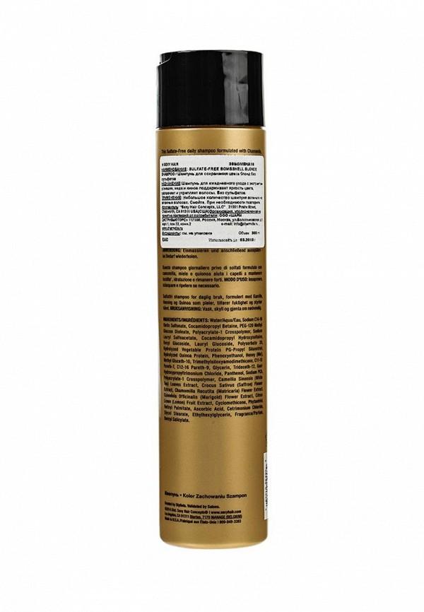 Шампунь Sexy Hair для сохранения цвета без сульфатов