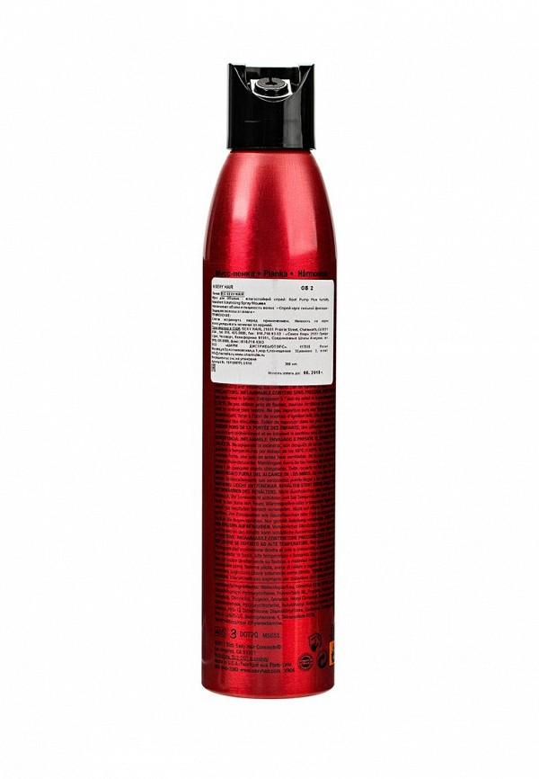 Мусс для укладки Sexy Hair для объёма влагостойкий спрей, 300 мл