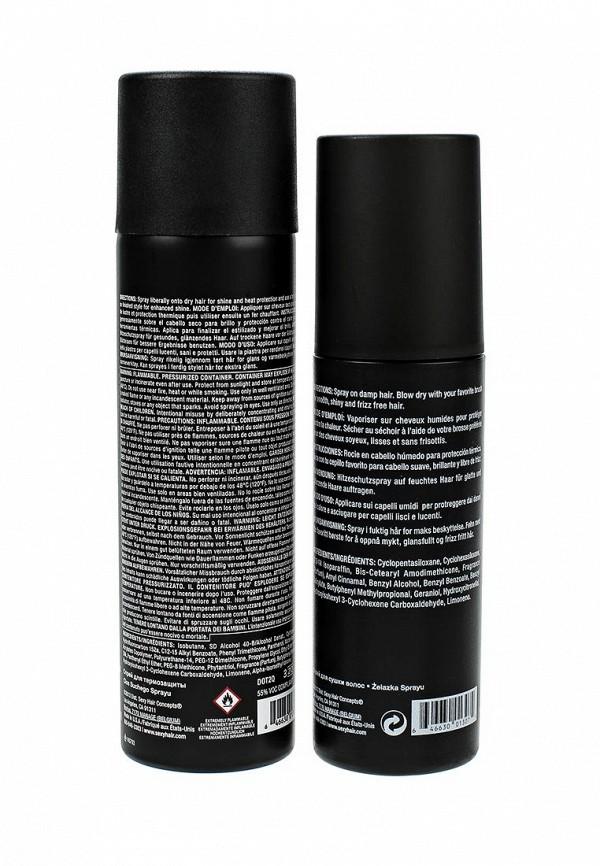 Набор Sexy Hair Спрей для Сушки Волос и Спрей для Термозащиты