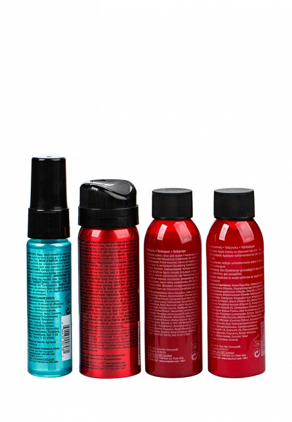 Дополнительный уход Sexy Hair Mini kit 2