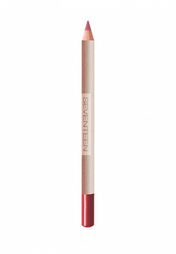 Карандаш для губ Seventeen для губ устойчивый т.22  LONGSTAY LIP SHAPERлепестки роз