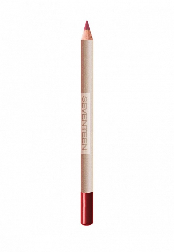 Карандаш для губ Seventeen устойчивый т.23  LONGSTAY LIP SHAPER ягодный