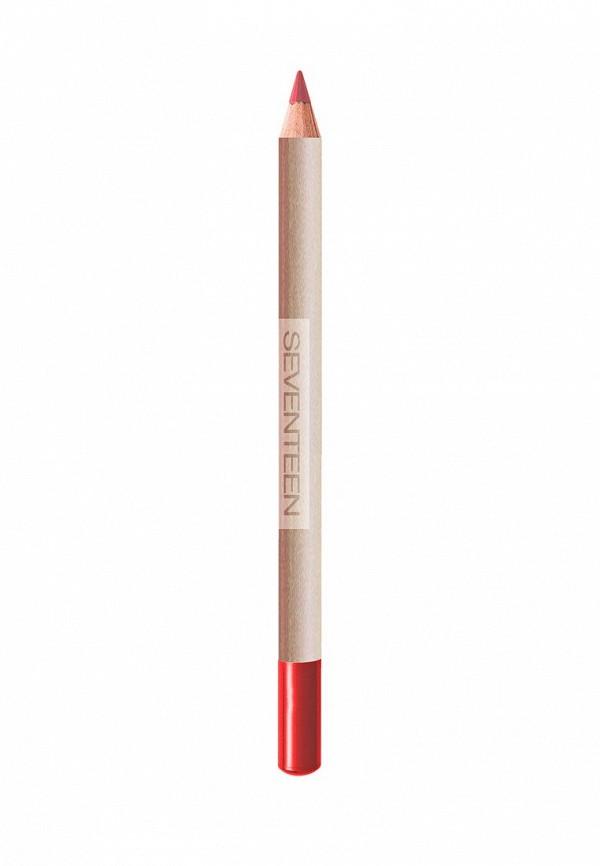 Карандаш для губ Seventeen для губ устойчивый т.24  LONGSTAY LIP SHAPER холодный сапфир