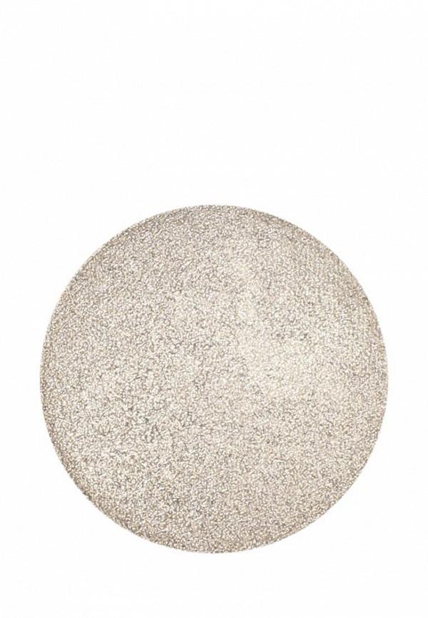 Тени для век Seventeen компактные, тон 09 Extra Sparkle Shadow мерцание золота