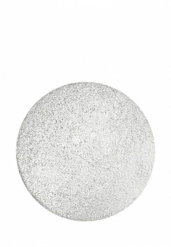 Тени для век Seventeen компактные, тон 18 Extra Sparkle Shadow серебро