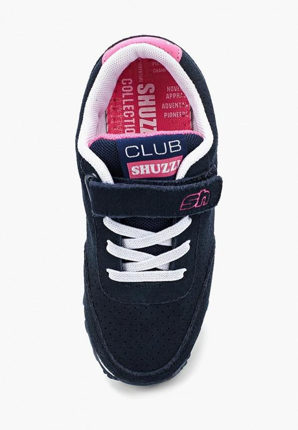 Кроссовки для девочки Shuzzi 100016110 Фото 4