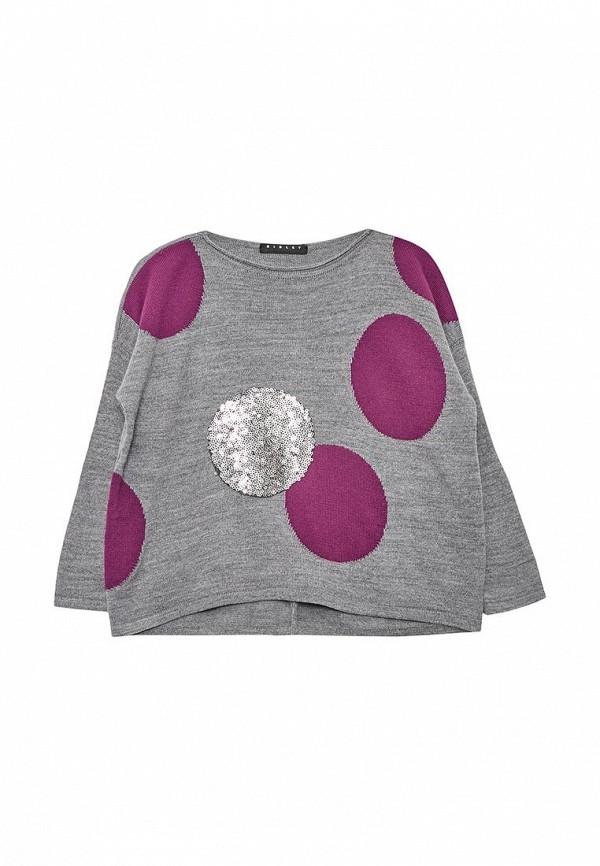 Джемпер для девочки Sisley 1170Q1545