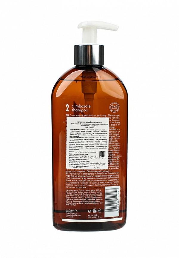 Шампунь Sim Sensitive Терапевтический № 2 SYSTEM 4 Climbazole Shampoo 2 , 500 мл