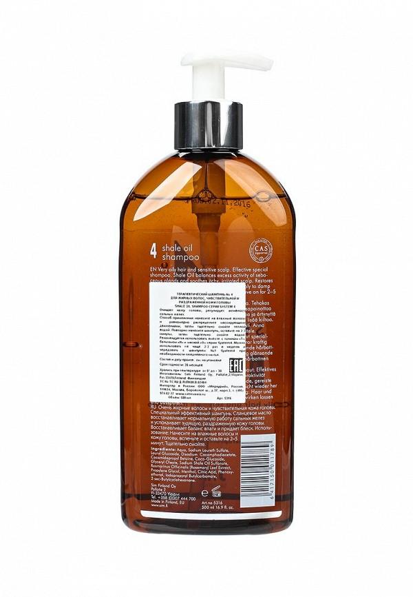 Шампунь Sim Sensitive Терапевтический  № 4 SYSTEM 4 Shale Oil Shampoo 4 , 500 мл