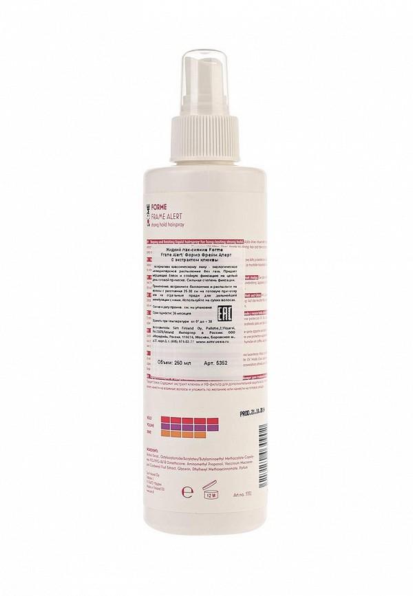 Спрей Sim Sensitive сильной фиксации для укладки волос  Forme FORME  Frame Alert Strong Hold Hair Spray, 250 мл