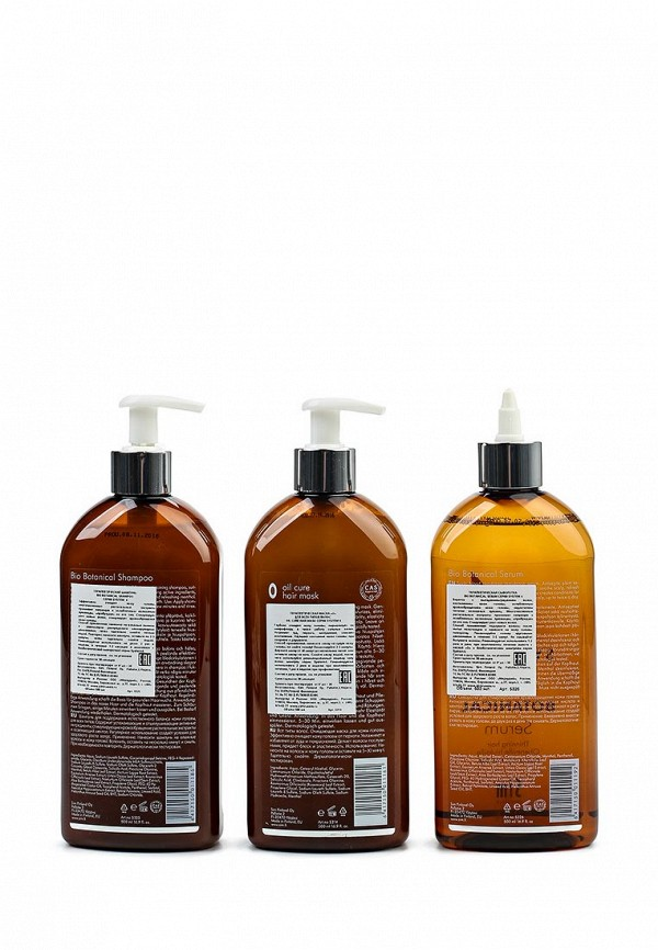 Набор для ухода за волосами Sim Sensitive от выпадения SYSTEM 4, 500 мл