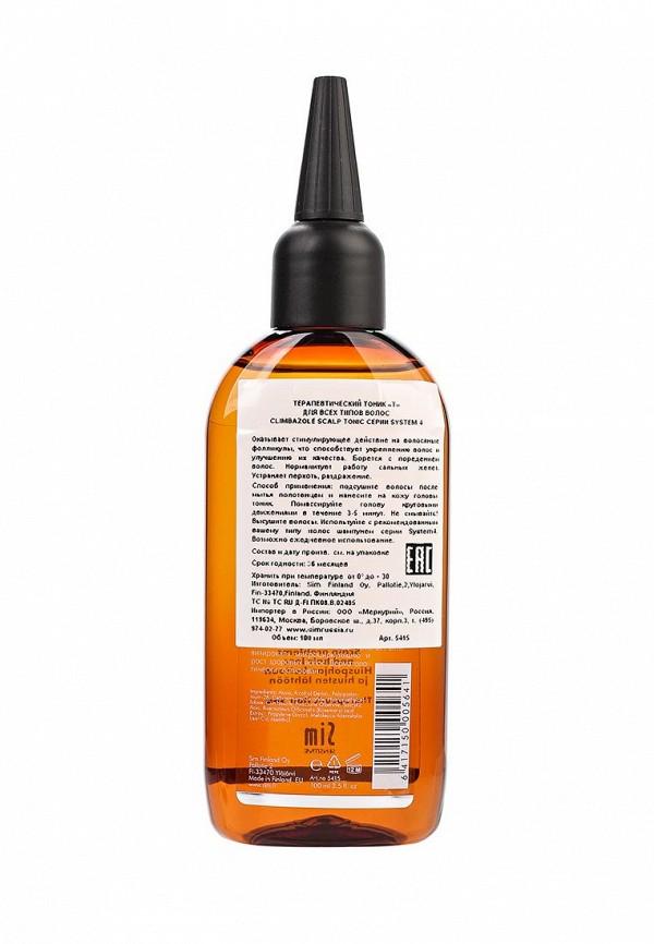 Тоник для волос Sim Sensitive Терапевтический SYSTEM 4 Climbazole Scalp Tonic Т , 100 мл