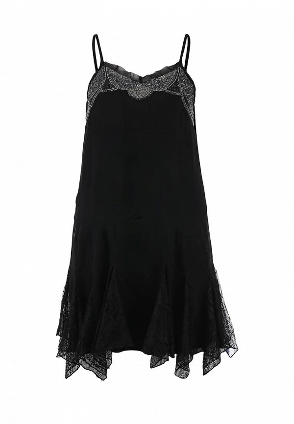 Эффектное коктейльное платье Sinequanone