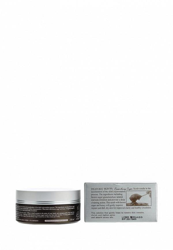 Скраб Skin79 Сахарно-медовый для лица, 100 гр