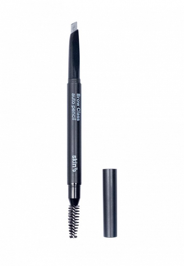 Карандаш Skin79 Автоматический для бровей, 03 темно-серый