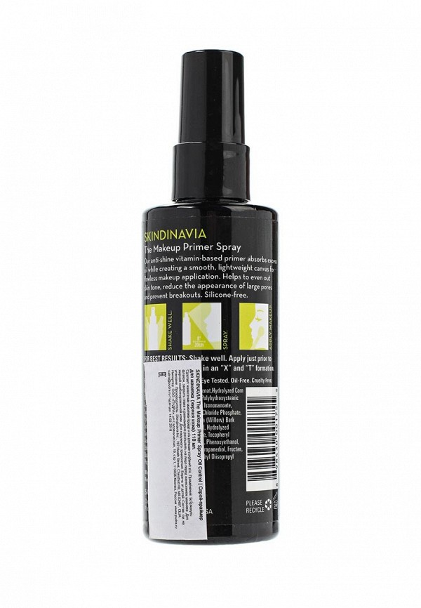 Праймер для лица Skindinavia для жирной кожи The Makeup Primer Spray Oil Control