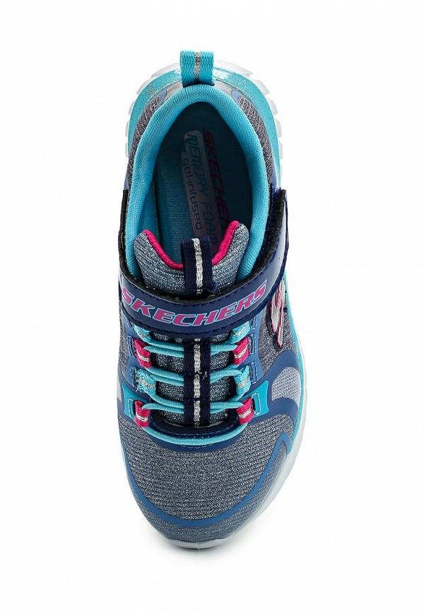 Кроссовки для девочки Skechers 81321L Фото 4