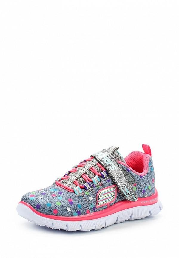 Кроссовки для девочки Skechers 81814L