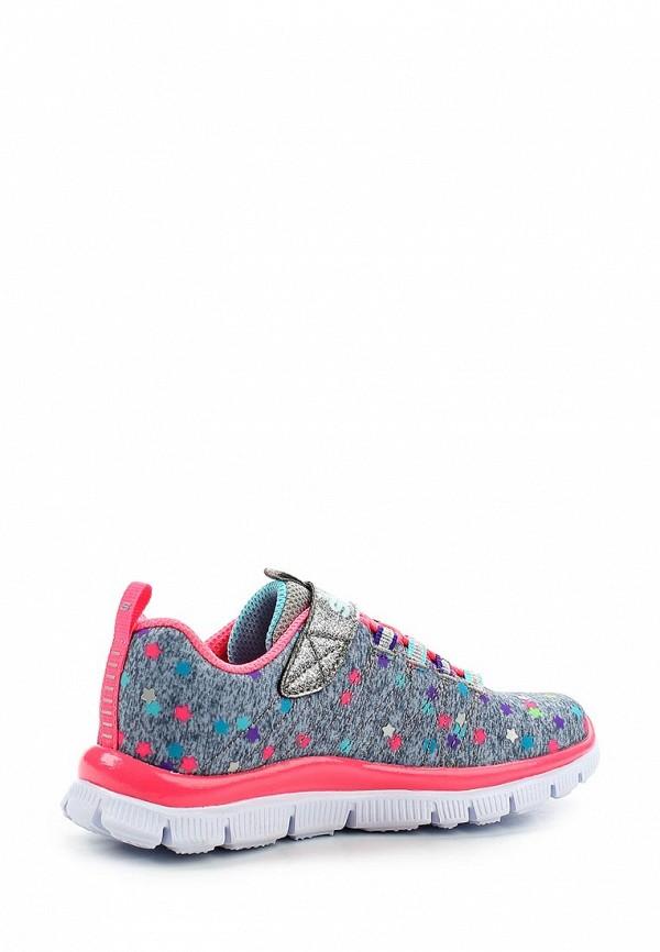 Кроссовки для девочки Skechers 81814L Фото 2