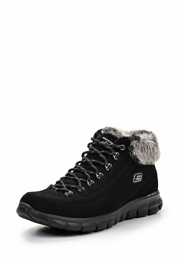 Женские ботинки Skechers (Скетчерс) 12017