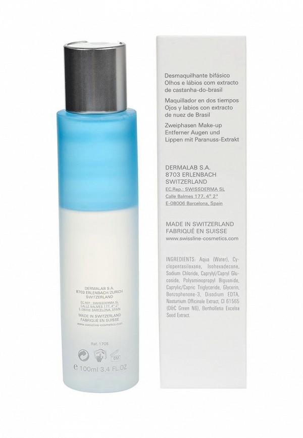 Средство Swiss Line Двухфазное для снятия макияжа