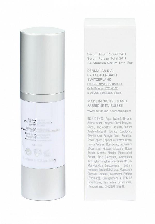 Сыворотка Swiss Line Себорегулирующая антивозрастная для кожи с акне