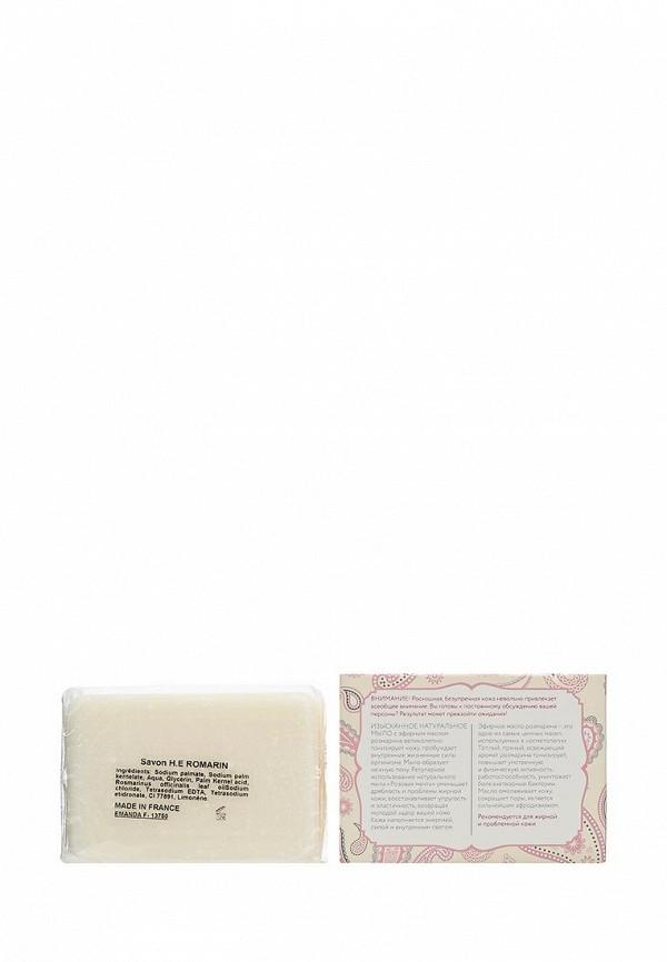 Мыло Teana натуральное для проблемной и жирной кожи Розовая Мечта с эфирным маслом розмарина, 100 г