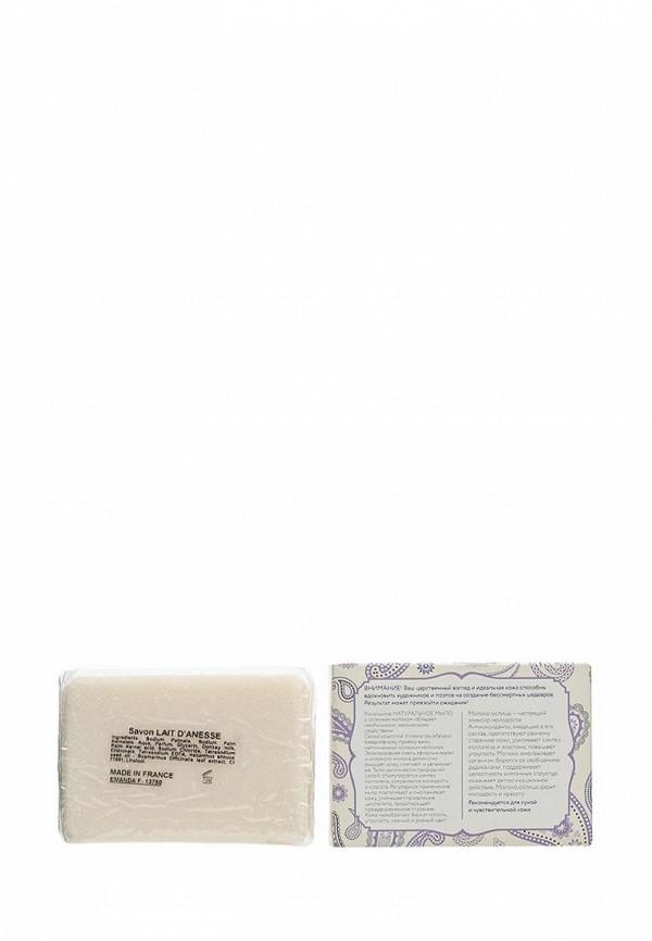 Мыло Teana натуральное для сухой и чувствительной кожи Секрет Клеопатры с ослиным молоком, 100 г