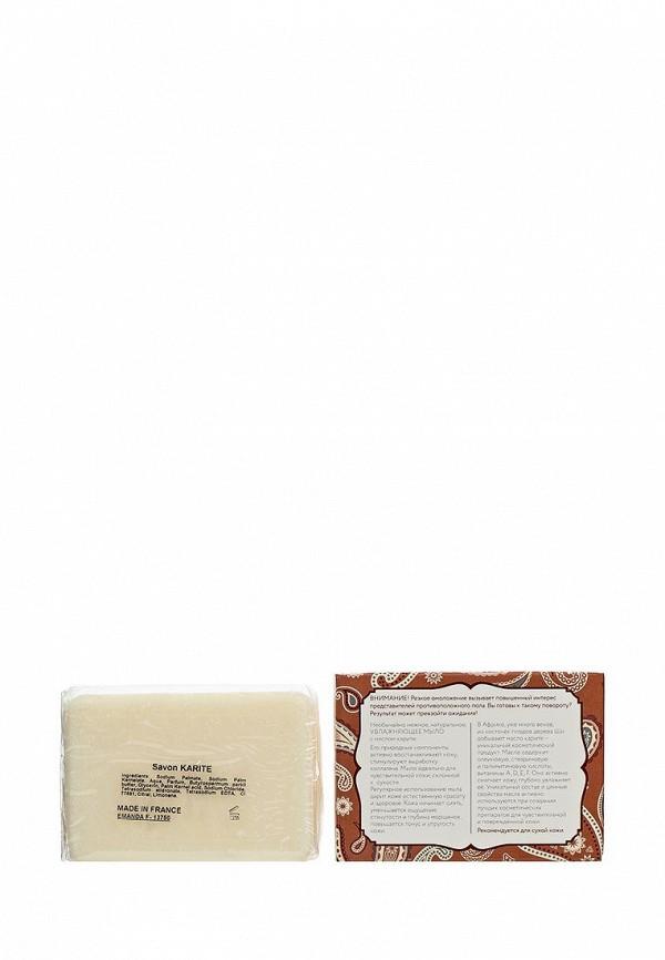 Мыло Teana натуральное для сухой кожи Страстная Мулатка с маслом карите, 100 г