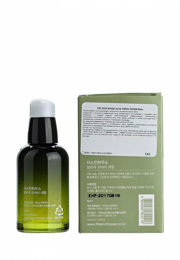 Сыворотка The Skin House Увлажняющая и успокаивающая с экстрактом алоэ 50 мл