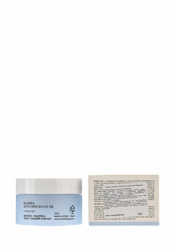 Крем The Skin House Увлажняющий с экстрактом папайи 30 мл