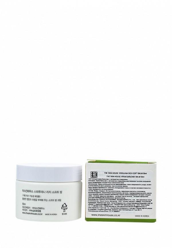 Крем The Skin House Смягчающий с экстрактом спирулины, 50 мл