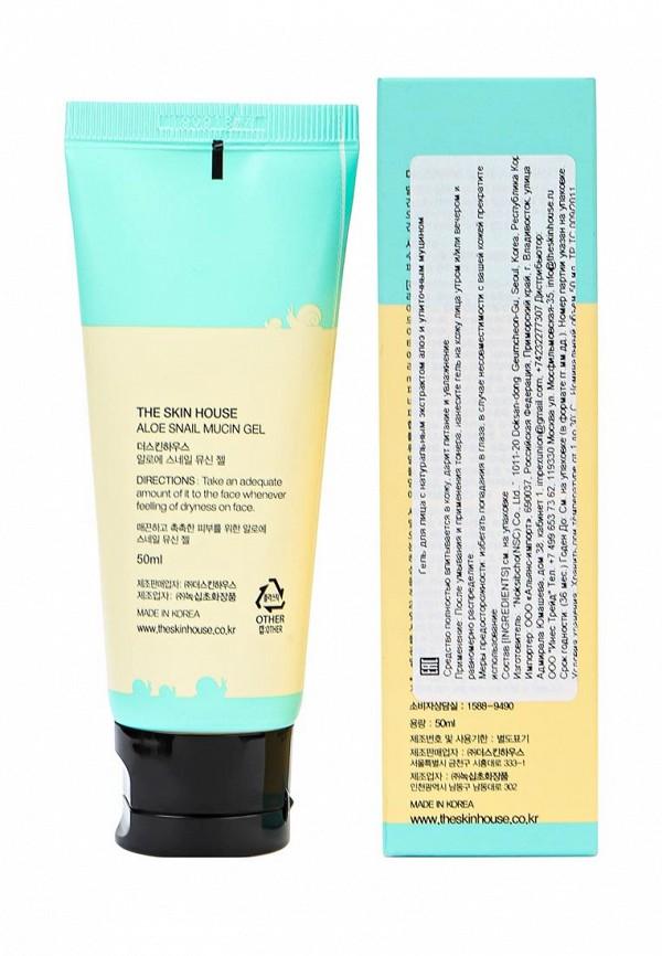 Гель для лица The Skin House с натуральным экстрактом алоэ и улиточным муцином, 50 мл