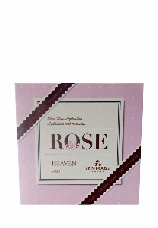Мыло The Skin House с экстрактом розы, 90 гр