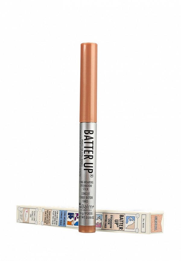 Тени для век theBalm Устойчивые BatterUp Curveball