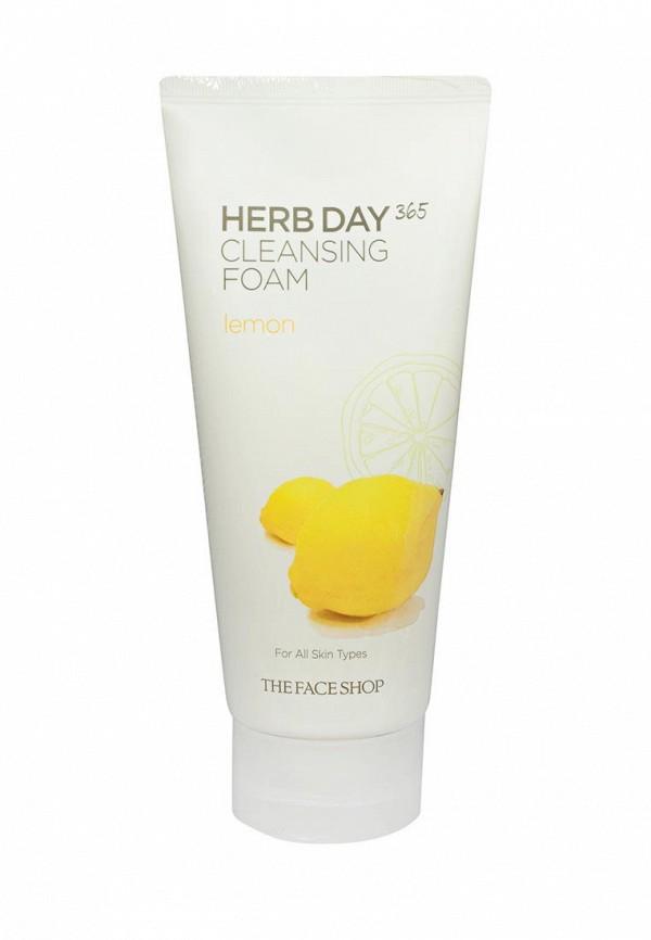 Пенка для умывания The Face Shop (лимон), 170 мл
