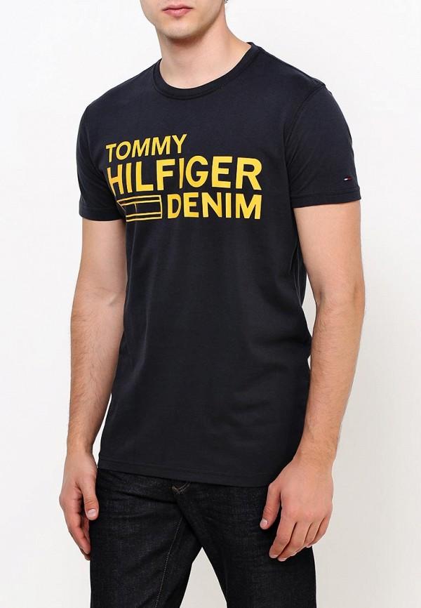 Футболка Tommy Hilfiger Denim DM0DM02192 Фото 3