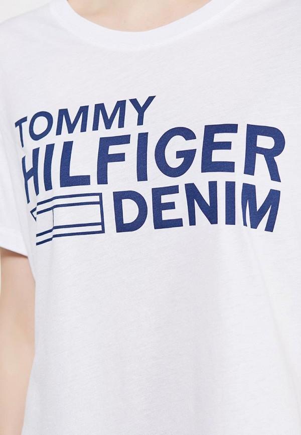 Футболка Tommy Hilfiger Denim DW0DW02338 Фото 4