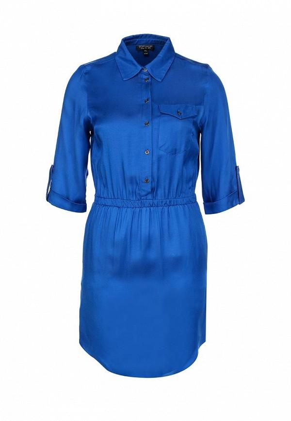 Платье-миди Topshop (Топ Шоп) 10A23GBLE: изображение 1