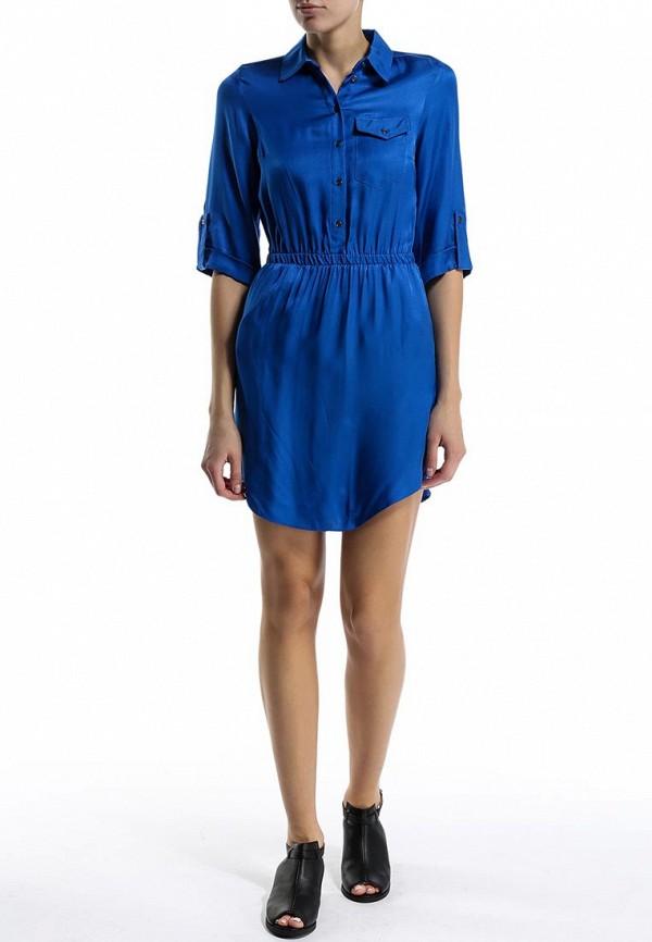 Платье-миди Topshop (Топ Шоп) 10A23GBLE: изображение 3