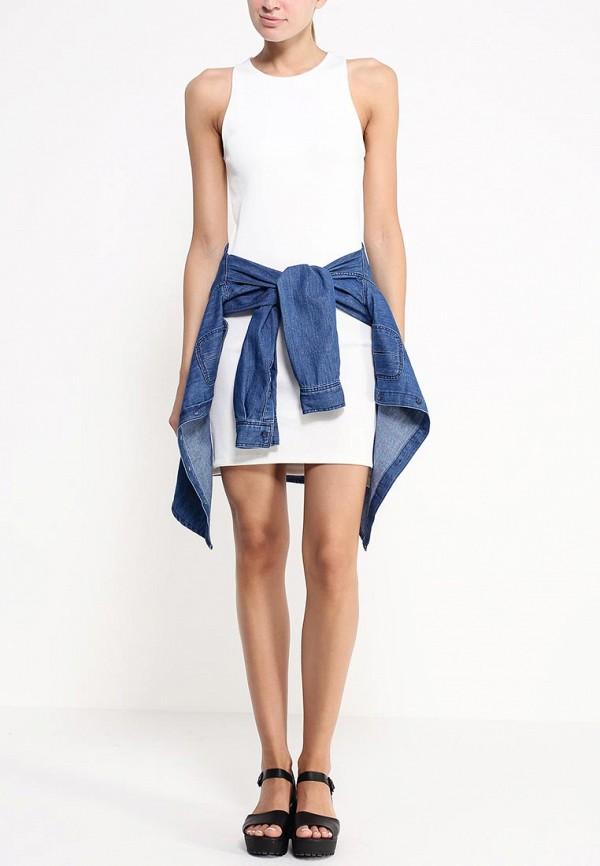 Платье-мини Topshop (Топ Шоп) 10J36HWHT: изображение 4