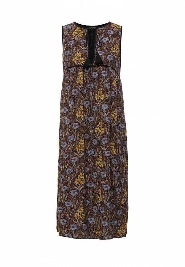 Повседневное платье Topshop (Топ Шоп) 10M08JBLK