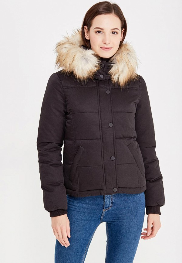 Куртка утепленная Topshop 11J02MBLK